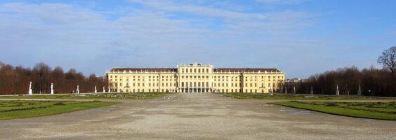 Schönbrunn 6. – 8. Jänner 2021