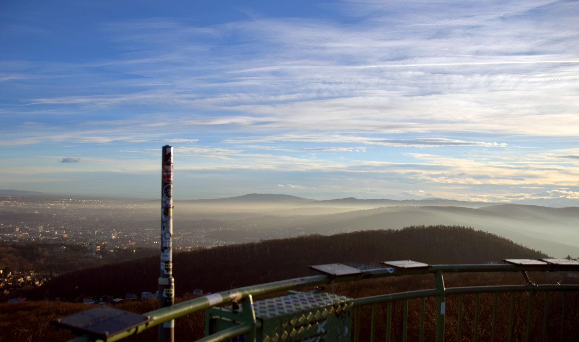 Ottakringer Wald, 22. Jänner 2021